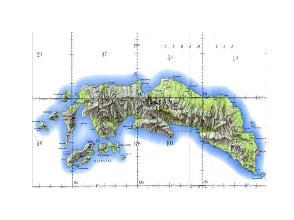 Dini Dwi Septiani Gambar 1 Peta Lokasi Penelitian Ditunjukkan Lingkaran