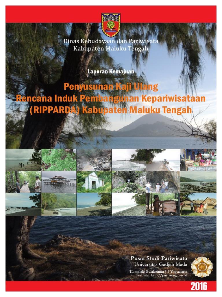 02 Laporan Kemajuan Ripparda Maluku Tengah Pantai Wasisil Kab