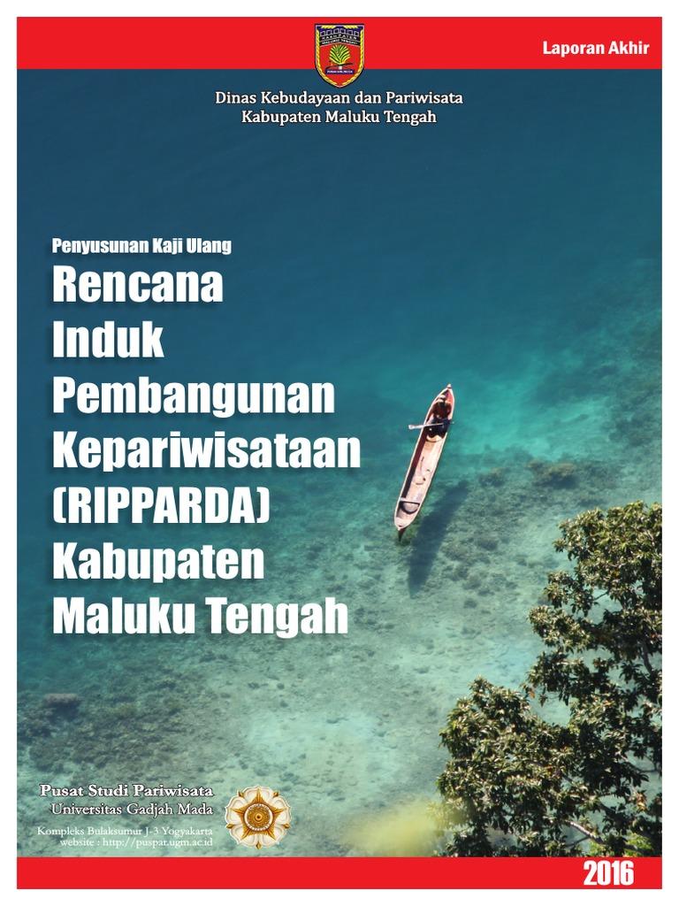 03 Laporan Akhir Ripparda Maluku Tengah Pdf Pantai Wasisil Kab