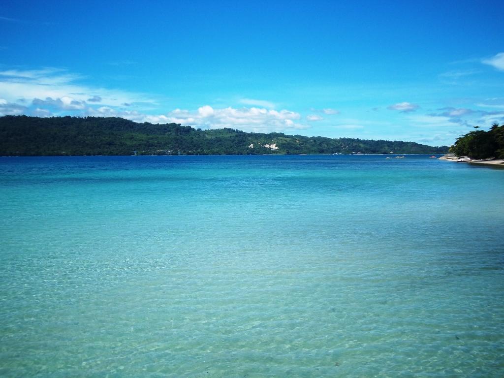 15 Tempat Wisata Maluku Halo Pantai Natsepa Berada Kecamatan Sama