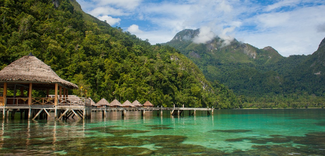 15 Tempat Wisata Maluku Halo Sebuah Provinsi Tertua Indonesia Dunia
