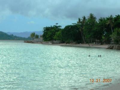 Ambon Manise Pantai Natsepa Terletak Desa Suli Kecamatan Salahutu Kabupaten