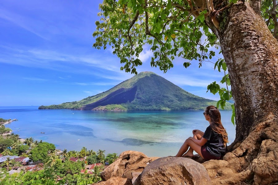 Bebas Tempat Wisata Maluku Bandaneira Terletak Pulau Neira Ternyata Memiliki