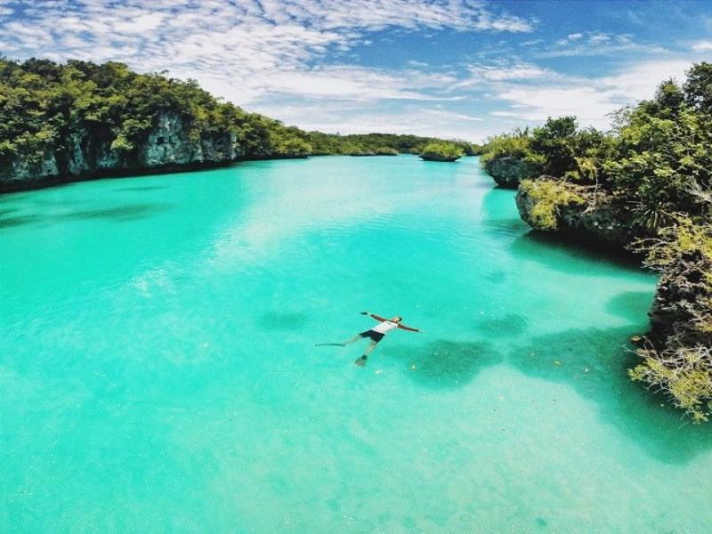 Bebas Tempat Wisata Maluku Pulau Bair Pantai Wasisil Kab Tengah