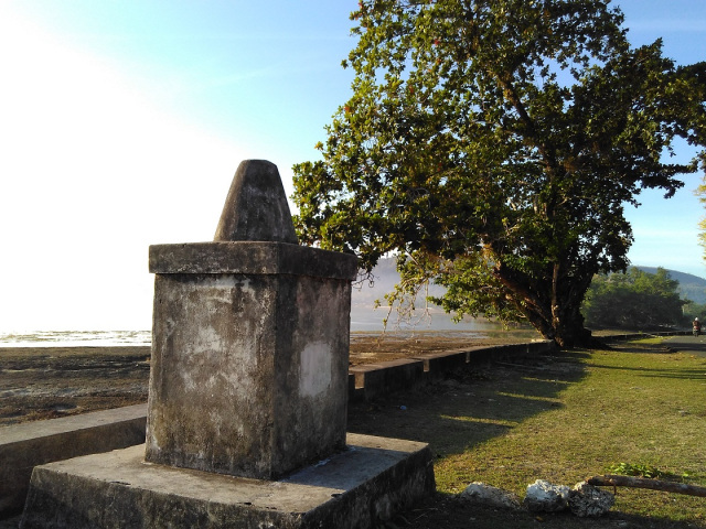February 2016 Imanuel Lawalata Pantai Waisisil Ambil Depan Smp Kristen