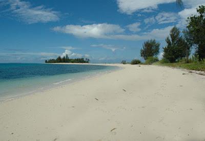 Harga Tiket Masuk Lokasi Wisata Pantai Natsepa Ambon Wasisil Kab