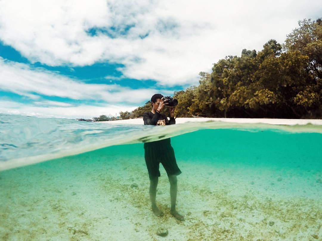 Images Tagged Exploresaparua Instagram Pantai Indah Samping Dermaga Kulur Sayang