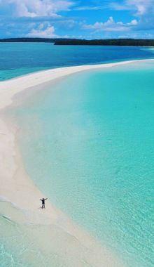 Kei Island Maluku Indonesia Pinterest Ngurtafur Beach Warbal Southeast Pantai