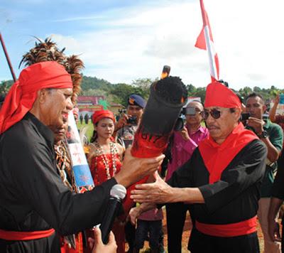 Maluku Channel Saparua Malukuchannel Pelaksana Tugas Plt Gubernur Zeth Sahuburua