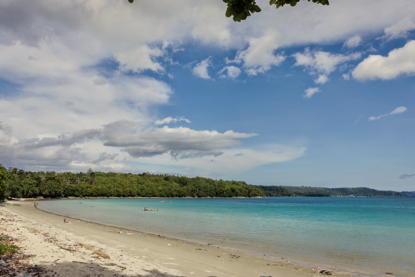 Negeri Ulath Ouw Saparua Maluku Tengah Manise Pantai Waisisil Wasisil