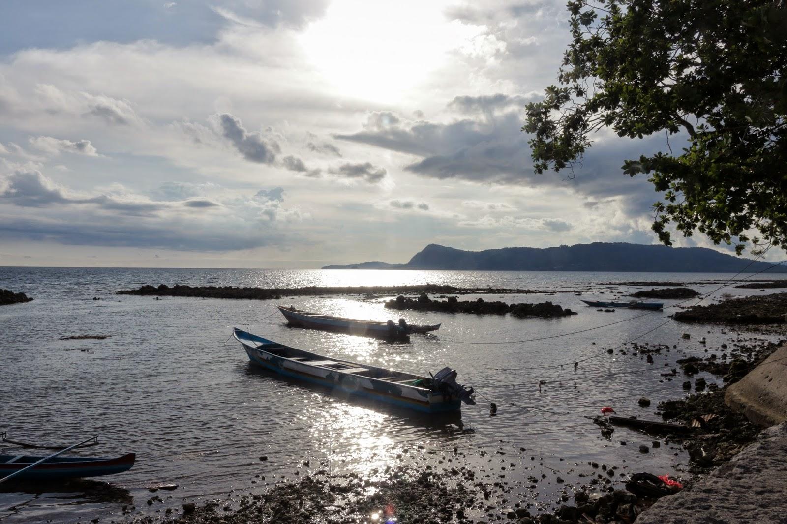 Negeri Ulath Ouw Saparua Maluku Tengah Manise Pesisir Pantai Wasisil
