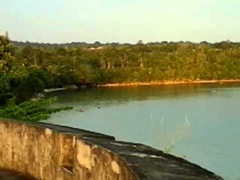 Panorama Benteng Durstede Pulau Saparua Maluku 1 Youtube Pantai Wasisil
