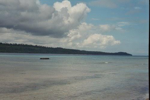 Pulau Saparua Bumi Nusantara Pantai Wasisil Kab Maluku Tengah