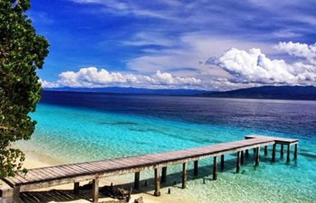 Tempat Wisata Kabupaten Maluku Tengah Eloratour Pantai Liang Ambon Wasisil