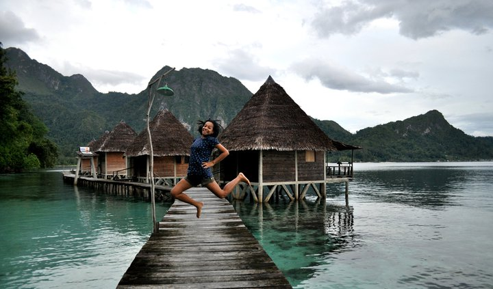 Wisata Pantai Ora Surga Tersembunyi Pulau Seram Kepulauan Maluku Tengah