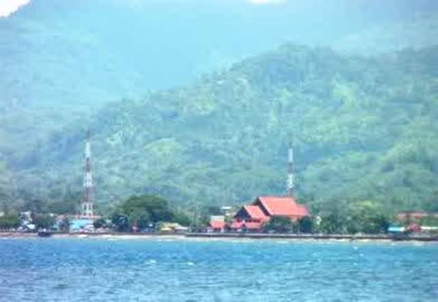 Eksotisme Tempat Wisata Pantai Manakarra Jelajah Keindahan Indonesia Kab Mamuju
