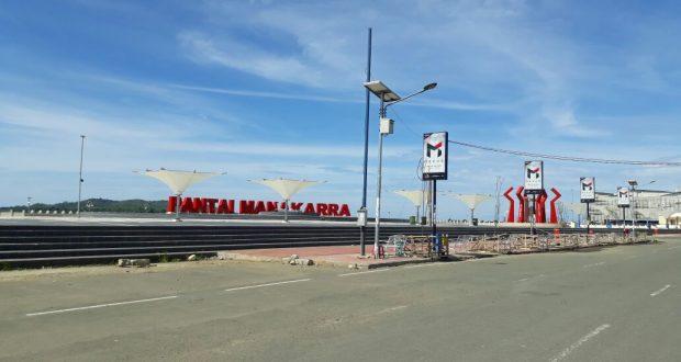 Kawasan Anjungan Pantai Manakarra Kota Mamuju Sulawesi Barat Berita Daerah