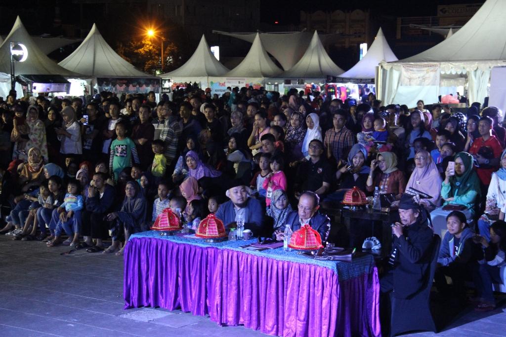 Meriahkan Manakarra Fair 2017 Dkip Mamuju Gelar Lomba Teater Pemerintah