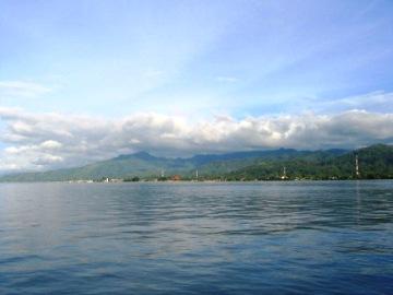 Pantai Manakarra Sulawesi Barat Wisata Kota Mamuju Ibu Provinsi Terdapat