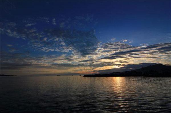 Pantai Manakarra Teluk Mamuju Celebes Kab