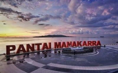 Pantai Manakarra Wisatago Solution Traveling Kab Mamuju