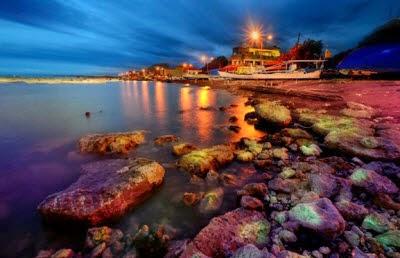 Wisata Pantai Manakarra Mamuju Aneka Nusantara Kab
