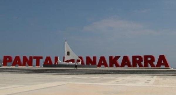 Wisata Sulawesi Barat Colour Indonesia Pantai Bagian Teluk Mamuju Tempat