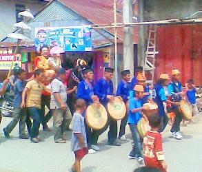 Galangputrakr Upacara Adat Sayyang Pattudu Mandar Sulawesi Barat Pesta Biasanya