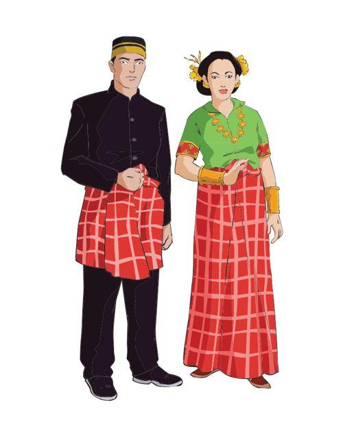 Seni Budaya Provinsi Sulawesi Barat Berbagi Tutorial Pakaian Adat Mandar