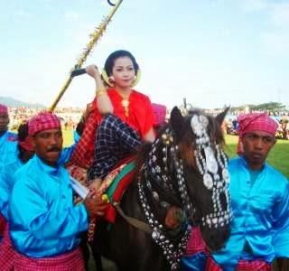 Sulawesi Kabudayan Nusantara Ketika Acara Berjalan Meriah Tuan Rumah Kaum