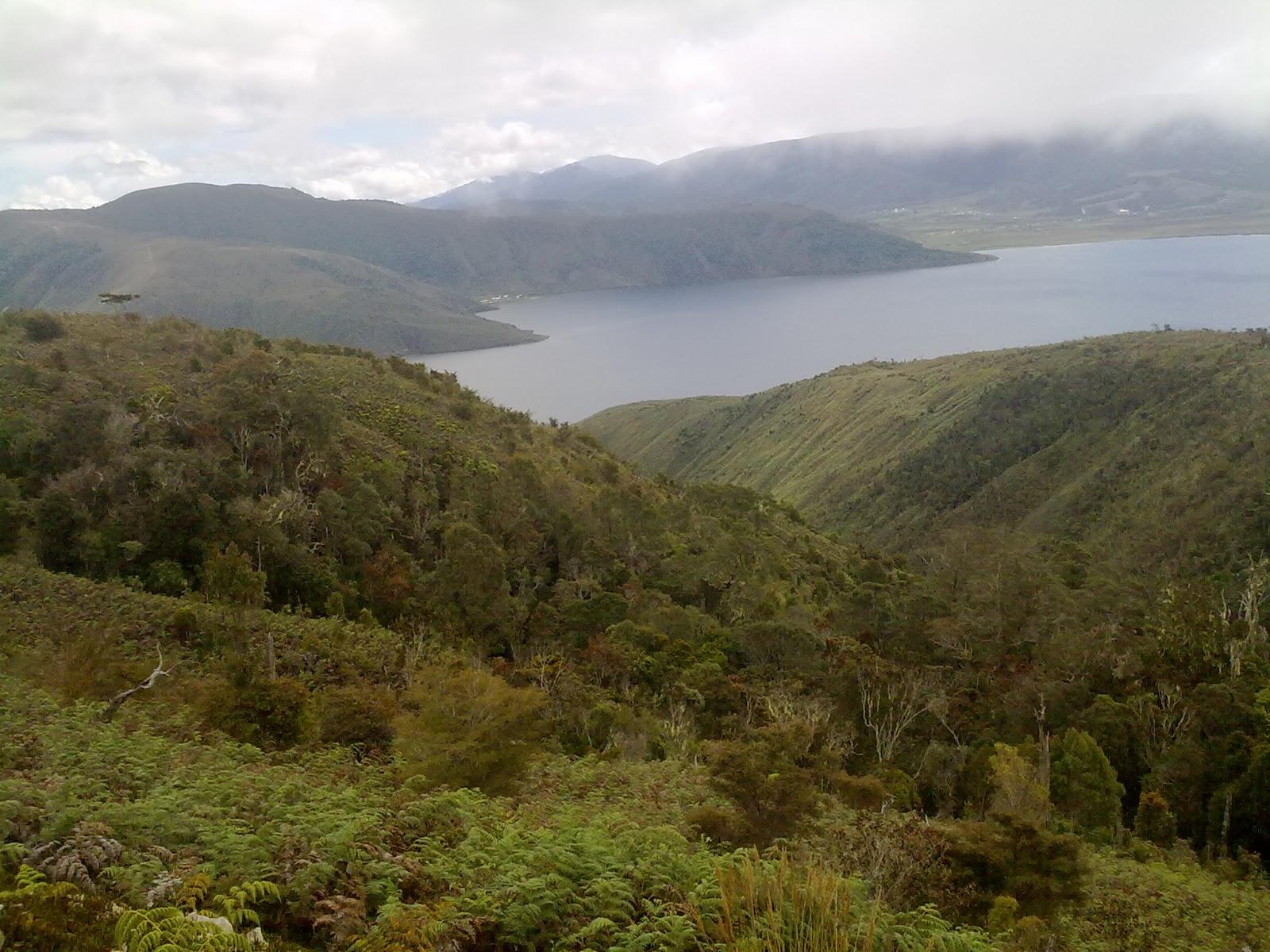 Blak Jopie Saiba Juli 2013 Cagar Alam Kabupaten Pegunungan Arfak
