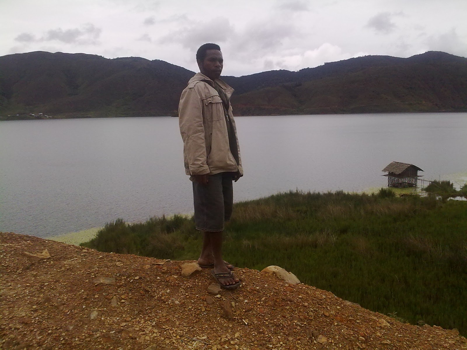 Blak Jopie Saiba Pegunungan Arfak Manokawri Cagar Alam Papua Barat