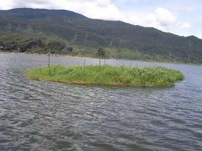 Danau Anggi Atas Pegunungan Arfak Manokwari Paninggih Jelajahi Telusuri Goa