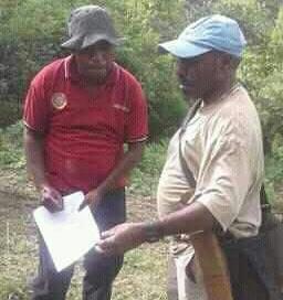 Guide Lokal Pegunungan Arfak Media Online Nasional Papua Jaya Ekowisata