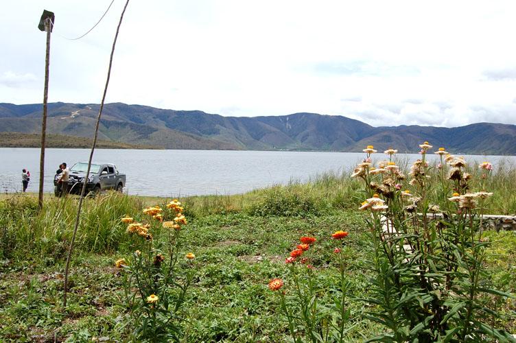 Misteri Sepasang Danau Indah Pegunungan Arfak Michaelullo Anggi Cagar Alam