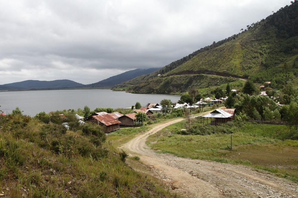 Pegunungan Arfak Paradiso Muka Bumi Cagar Alam Kab Manokwari