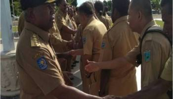 Fasilitas Wisata Religi Pulau Mansinam Mulai Rusak Cahaya Papua Gubernur
