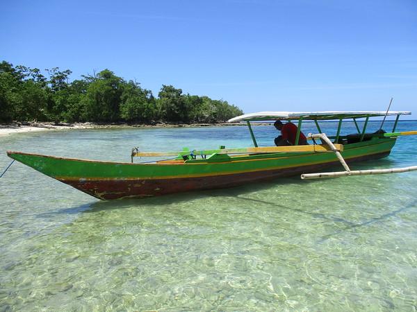 Indonesia 2015 Manokwari Papua Barat West Pulau Mansinam Island Kab