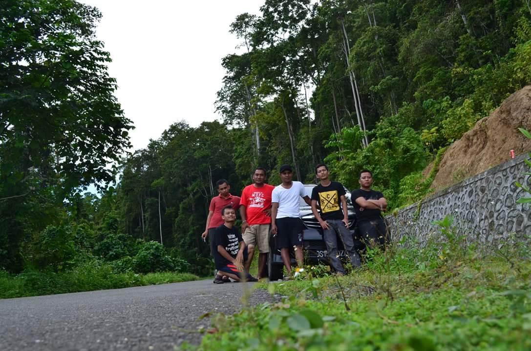 Keindahan Gunung Botak Manokwari Papua Barat Oleh Edy Prasetyo Berada