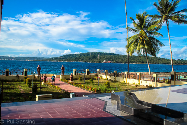Keindahan Pulau Mansinam Kota Manokwari Membuat Wisatawan Kagum Kab
