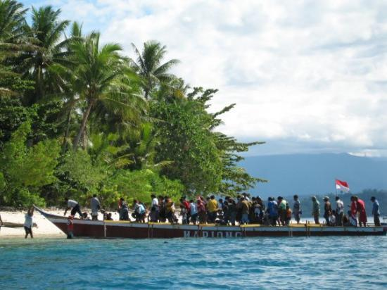 Lokasi Pulau Mansinam Foto Manokwari Papua Barat Tripadvisor Indonesia Kab