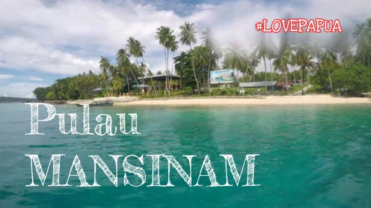 Mansinam Pulau Peradaban Tanah Papua Travel Vlog Trip Island Manokwari
