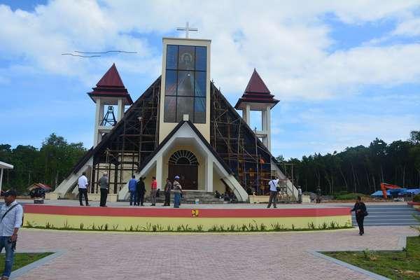 Mansinam Pulau Wisata Religi Tanah Papua Oleh Kanis Wk 14231157162023040778