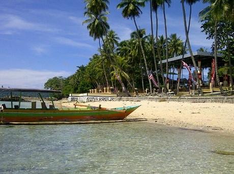 Mengunjungi Pulau Mansinam Bersejarah Peradaban Masyarakat Papua Kab Manokwari