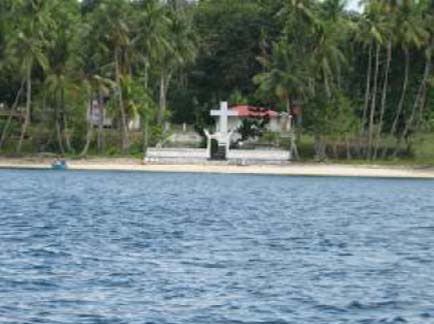 Pariwasata Kab Manokwari Potensi Wisata Pulau Mansinam Maria Memiliki Kembangkan