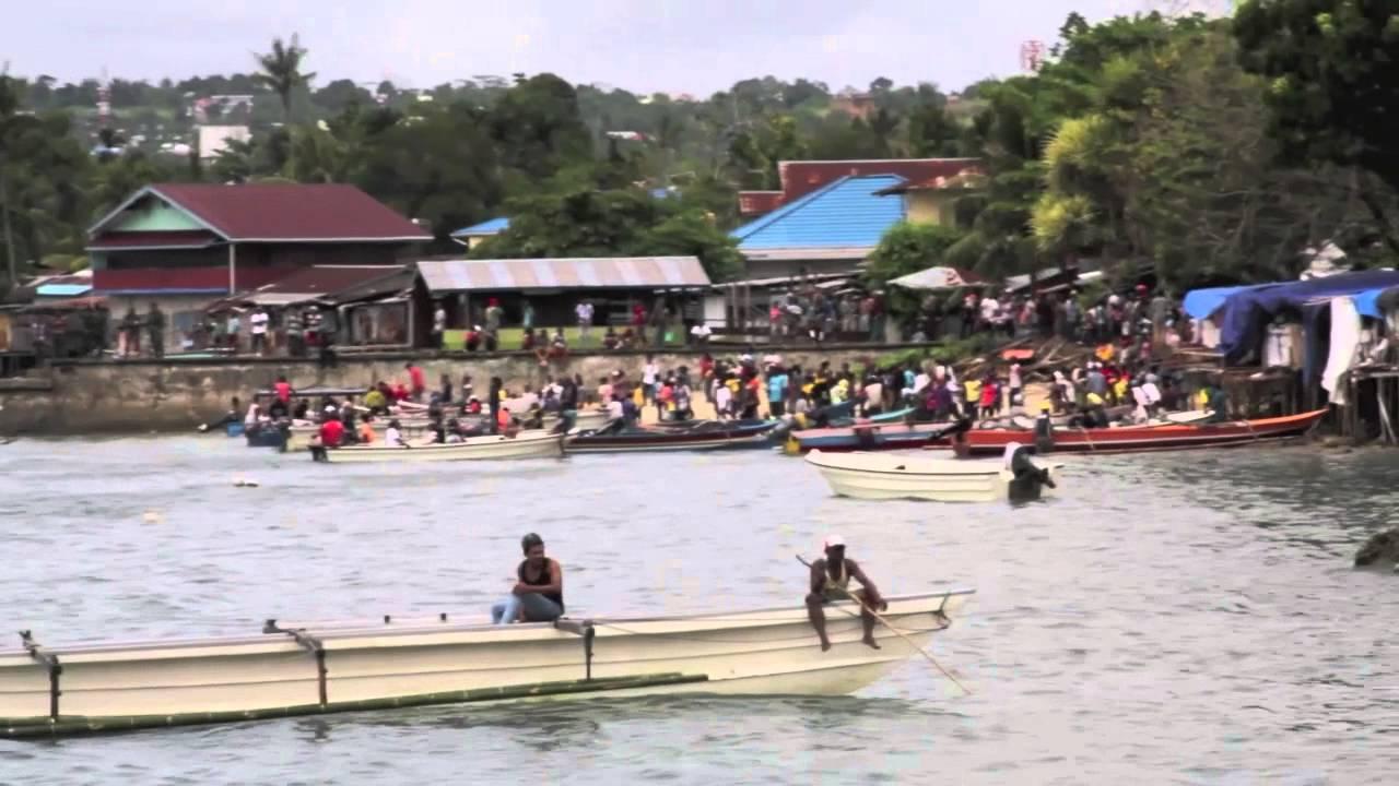 Peringatan Pi 160 Pulau Mansinam Manokwari Papua Barat Youtube Kab