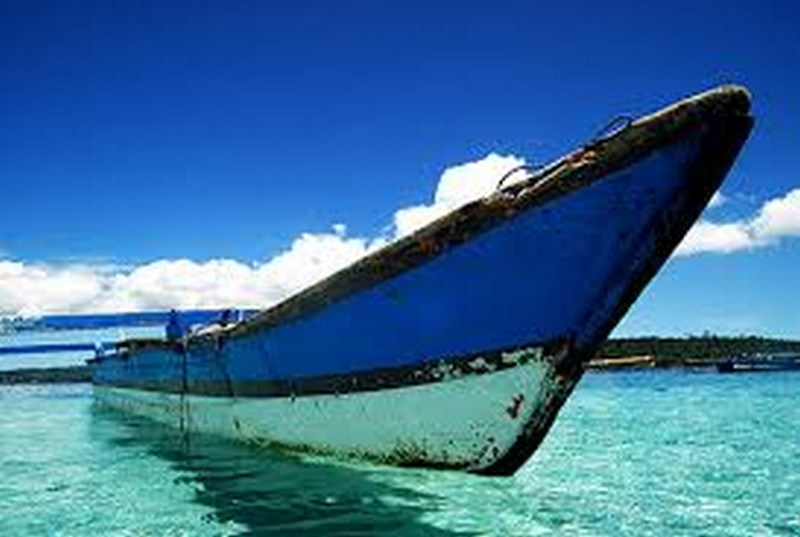 Pesona Wisata Manokwari Berperahu Pulau Mansinam Jpg Kab