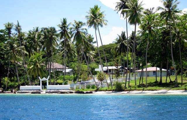 Pulau Mansinam 4 Kab Manokwari