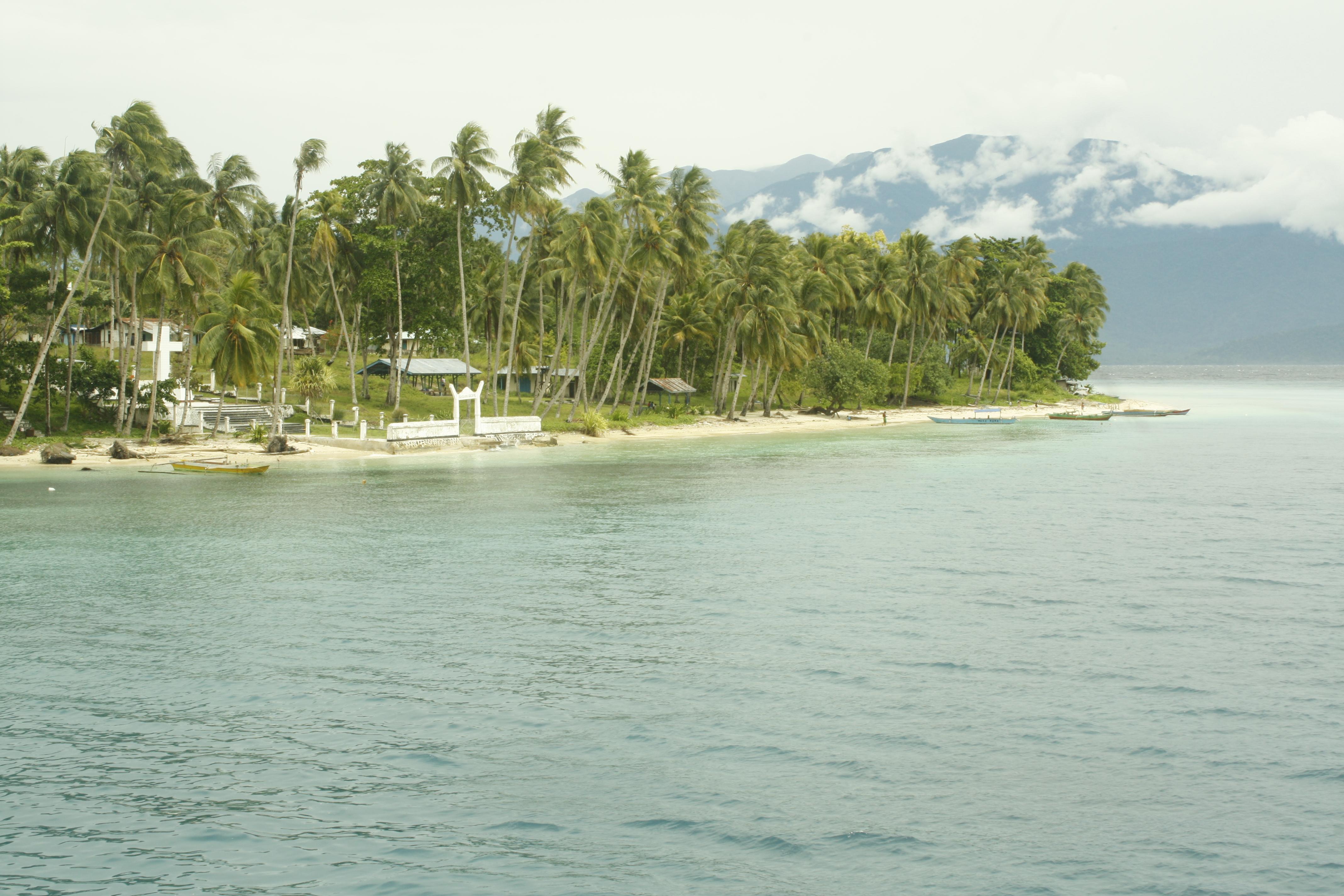 Pulau Mansinam Manokwari Adenia Kab