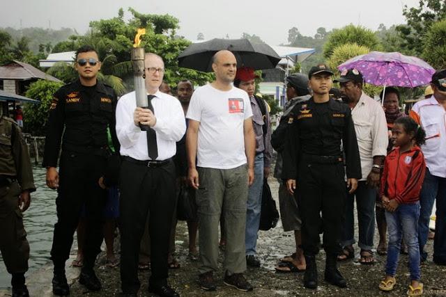 Senkom Turut Sukseskan Perayaan Hut Pekabaran Injil 160 Manokwari Papua